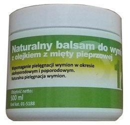 Balsam z olejkiem z mięty pieprzowej /12/ 500ml