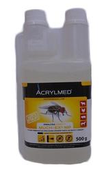 Muchex MP 0,5 Bezbarwny - środek do zwalczania much i komarów