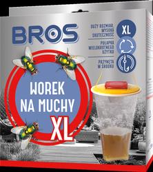 WOREK na muchy XL z wabikiem, Bros