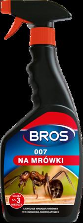007 preparat na mrówki 500ml Bros