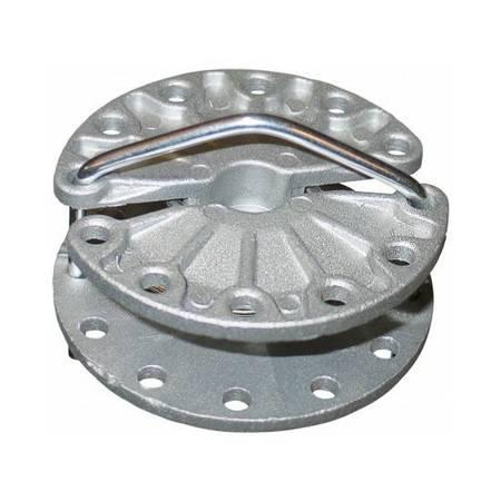 Napinacz metalowy do drutu i plecionki -POMELAC- 207-060-020