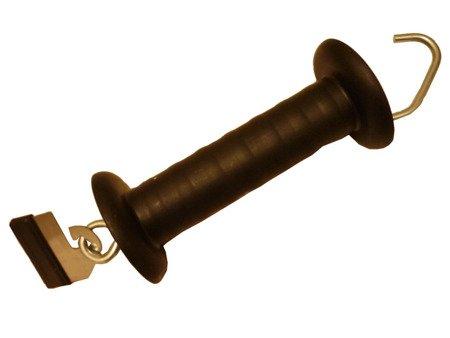 Uchwyt bramowy ze złaczką LITZCLIP do taśmy 40mm