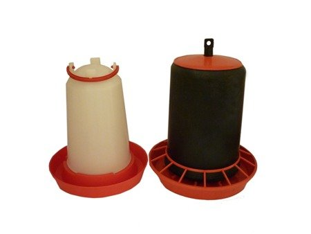 Zestaw dla drobiu  Karmidło 4,5kg i Poidło 3L